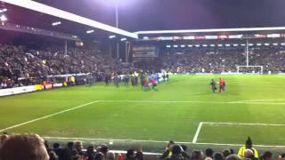 Fulham FC - Newcastle 1-0, 2. Feb 2011