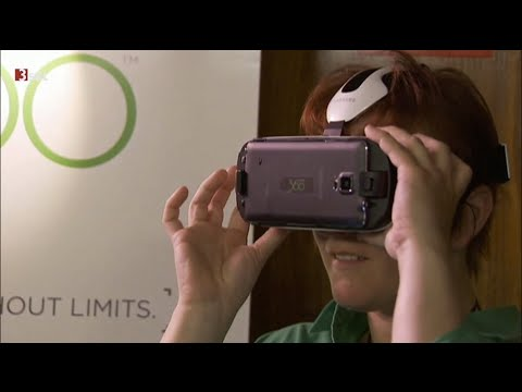 IVRPA Prague 2015 360° VR Photography Conference - ZDF Nano/3SAT German News (English Subtitles)