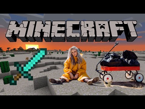 Billie Eilish - Bellyache (MINECRAFT PARODY)
