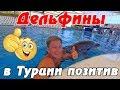 Плавание с дельфинами в Турции 🐬 – дельфинарий и аквапарк DoluSu в Кемере. Мечта сбылась!