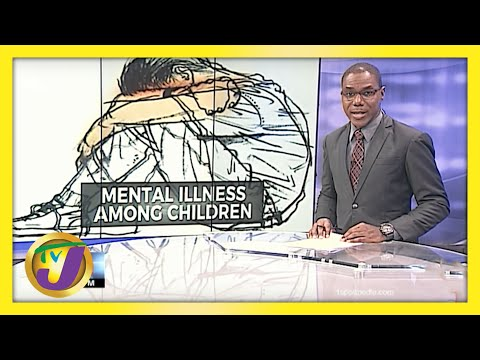 Disturbing! Cases of Mental Illness Among Children in Jamaica   TVJ News - June 9 2021