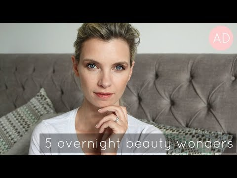 Sleep onto it Overnight Beauty Treatments