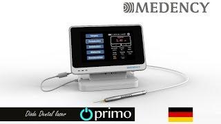 Primo Dental-Laser-Systems von Medency Deutschland