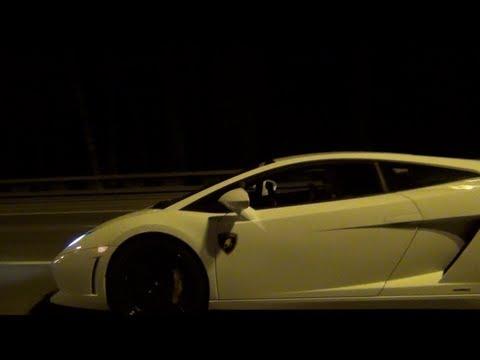 Lamborghini Gallardo LP560 vs BMW M6 F12 PP-Performance