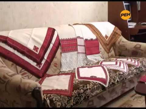 Традиционная марийская вышивка