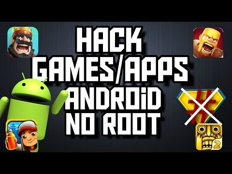 How to hack Any android Games // With proof