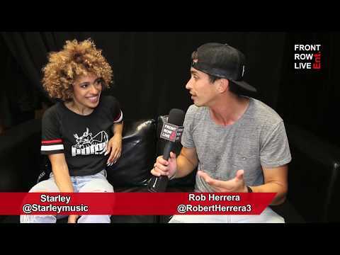 "Starley Interview on New Single ""Touch Me,"" Debut Album & Staying Fit"