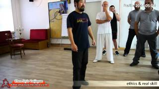 Ethics and Real Skill in Martial Art