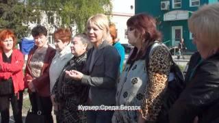 Предприниматели в Бердске против закрытия киосков