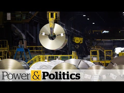 Remove steel tariffs before signing new trade deal, union says | Power & Politics