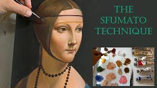 The DaVinci Technique - Sfumato