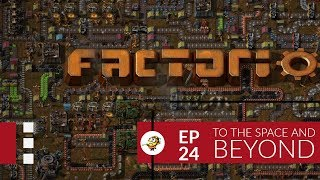 Factorio 0.17 - To the Space and Beyond Ep 24: First Science for limited time - Megabase, Gameplay