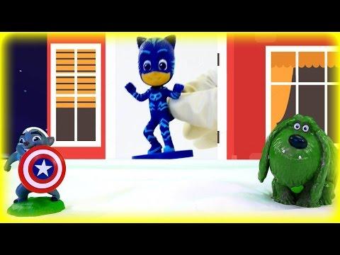 Halloween Trick or Treat Lion Guard PJ Masks Secret Life of Pets Disney Toys Kids Children Toddlers
