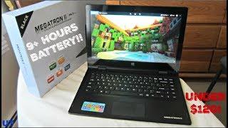 Walmart's iView Megatron II: A Solid 2-in-1 Laptop Under $150 For School! (Update)