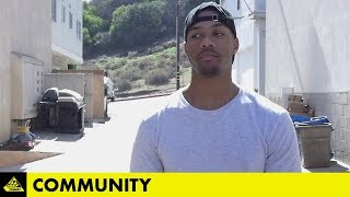 When You Have All The Excuses Not To Fight ft. Norman Towns | All Def Community
