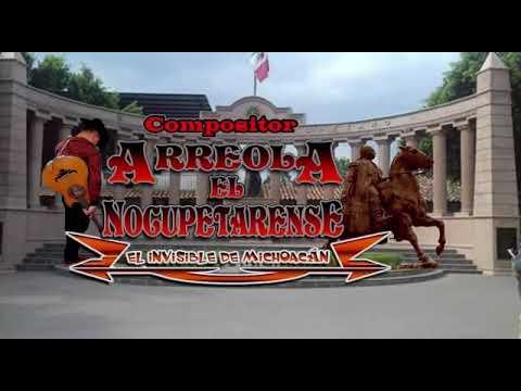 Caracuaro Michoacán Zapateado Compositor Juan Arreola El Nocupetarense