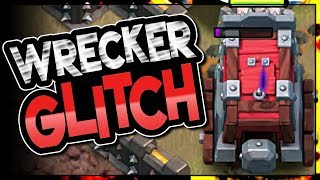 WALL WRECKER GLITCH | HAS THIS HAPPENED TO YOU | Clash of Clans