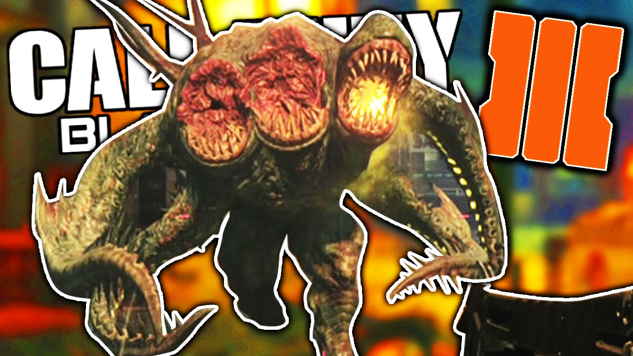 black ops 3 monster