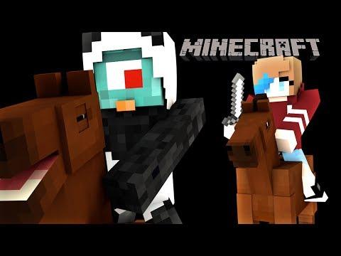 AUDREY THE HORSE MURDERER   Minecraft Murder Mystery w/ RadioJH Games!