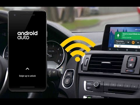 How To Use Android Auto Wireless - With Any Phone!