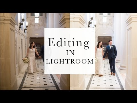 How to edit wedding photos in lightroom | Fixing challenging & underexposed images