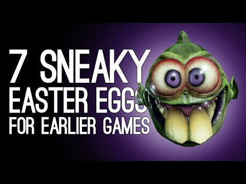 7 Sneaky Easter Eggs that Shout Out a Game Maker's Previous Game