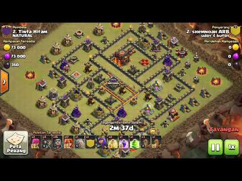 Base War Th 11 China 8
