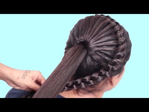 10 Easy Hairstyle For Short Hair | Best Hairstyle For Girls | Latest 2019 Hairstyles
