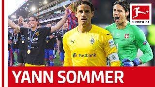 Yann Sommer - Bundesliga's Best