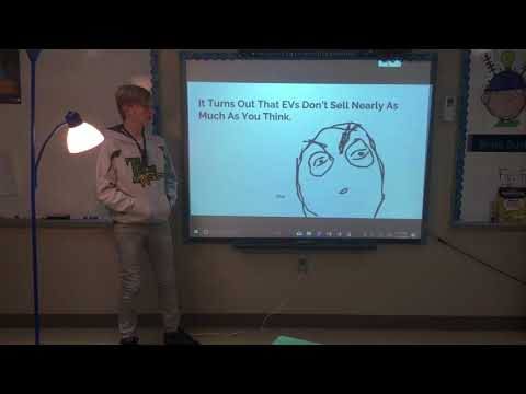 Modern Problem-Electric Cars | Aidan York | Minnewashta Elementary School