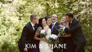 Kim & Shane | An Intimate Wedding at Tiffin Centre for Conservation, Ontario