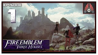 Let's Play Fire Emblem: Three Houses With Cohhcarnage - Episode 1