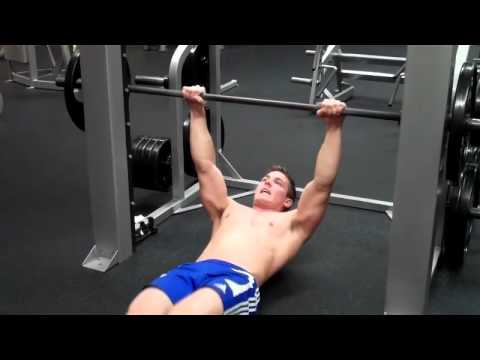 How To: Smith Machine- Inverted Row