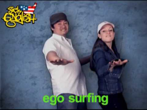 Sickenglish Word of the Day: Ego surfing