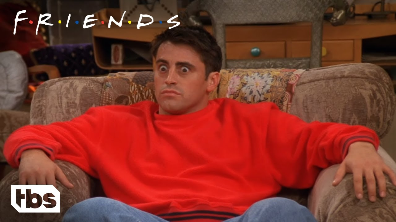Download Friends: Joey Finds Out (Season 5 Clip) | TBS