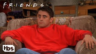 Friends: Joey Finds Out (Season 5 Clip) | TBS