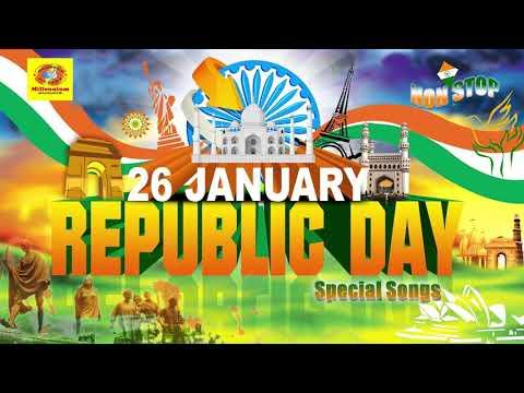 Desha Bakthi Ganangal |Republic Day Special Hits | Non Stop Songs | Desha Bakthi Ganangal 2018