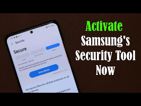 Activate Samsung's Built In Security Feature to Protect Your Galaxy (S20, S10, Note 10, Note 9, etc)