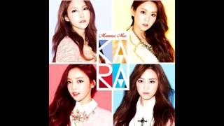 [Audio] 140827 KARA - Don