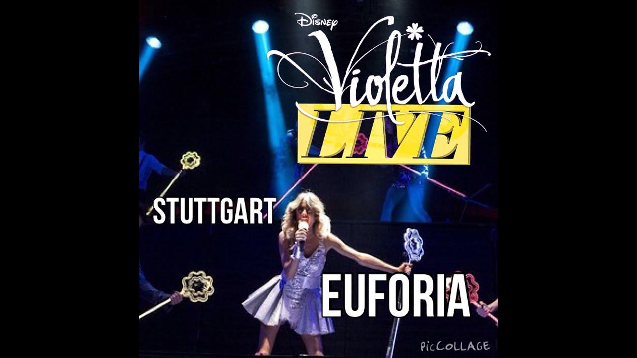 Violetta Live In Stuttgart