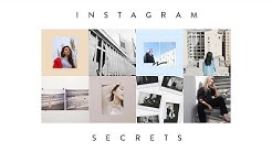 OUR INSTAGRAM SECRETS: Editorial Collages + Film Filters + Feed Planning   ToThe9s