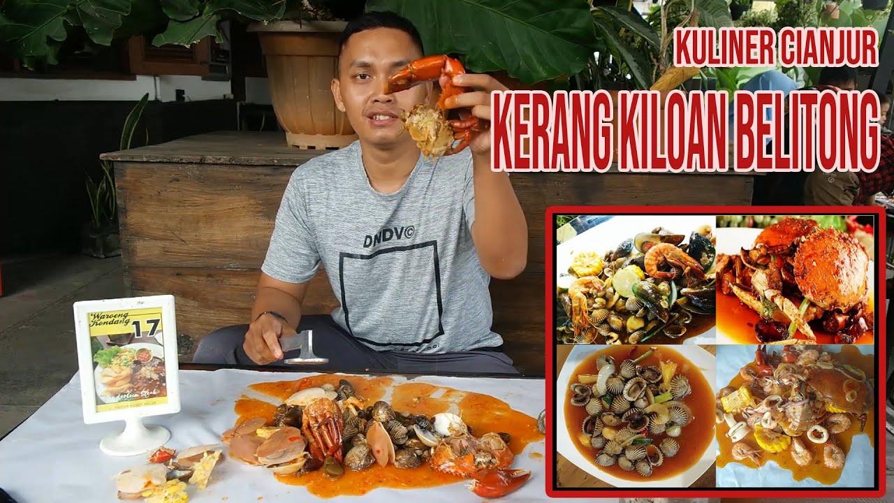 Kuliner Cianjur Makan Seafood