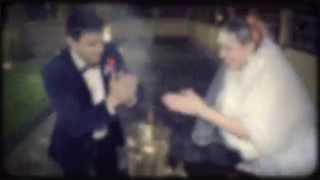 видео Свадьба в яблочном стиле