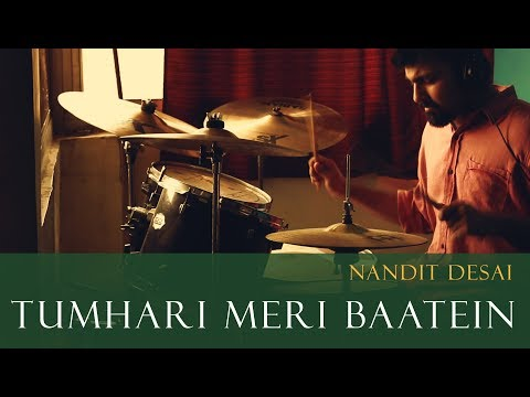 Nandit Desai- Drum Cover | Tumhari Meri Baatein (Rock On!)