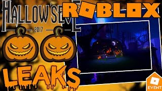 [LEAK] ROBLOX NEW HALLOW EVENT DECAL AND GIF | Leaks and Prediction