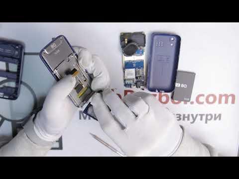 Инструкция как разобрать BQ SLIDE BQ-2435