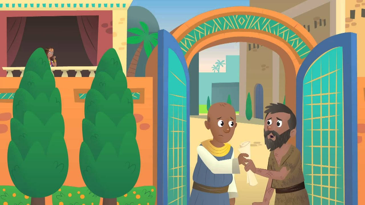 Bible Theater: Esther – Brave and Beautiful Queen - LifeKids.tv ...