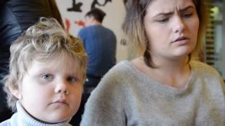 Чудесная история спасения маленькой девочки с лимфомой Беркитта