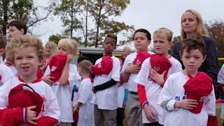 Legion champions reunited at MLB World Series
