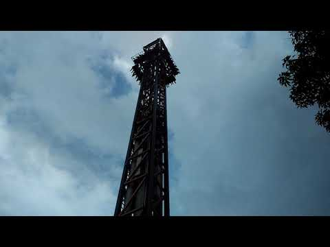 esselworld ride shot-N-drop accident